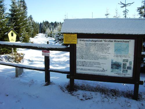 Naturschutzgebiet Großer Kranichsee