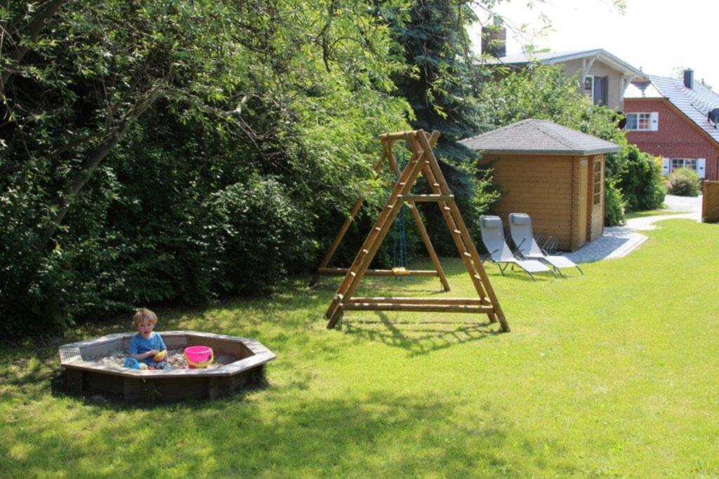 Ferienwohnungen 'ToHus'- Landhaus I, FeWo Frauke
