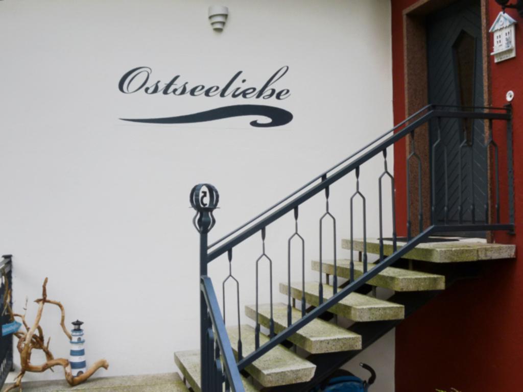 Haus Ostseeliebe SH, Ferienwohnung Strandhus