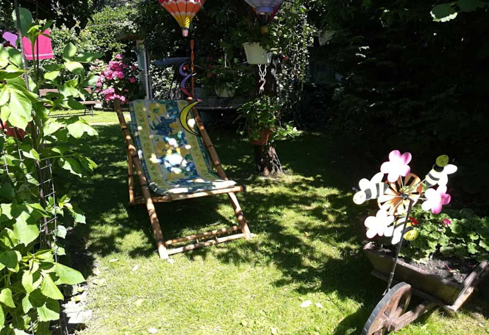 Ferienwohnung und Bungalow Hägemann, Bungalow