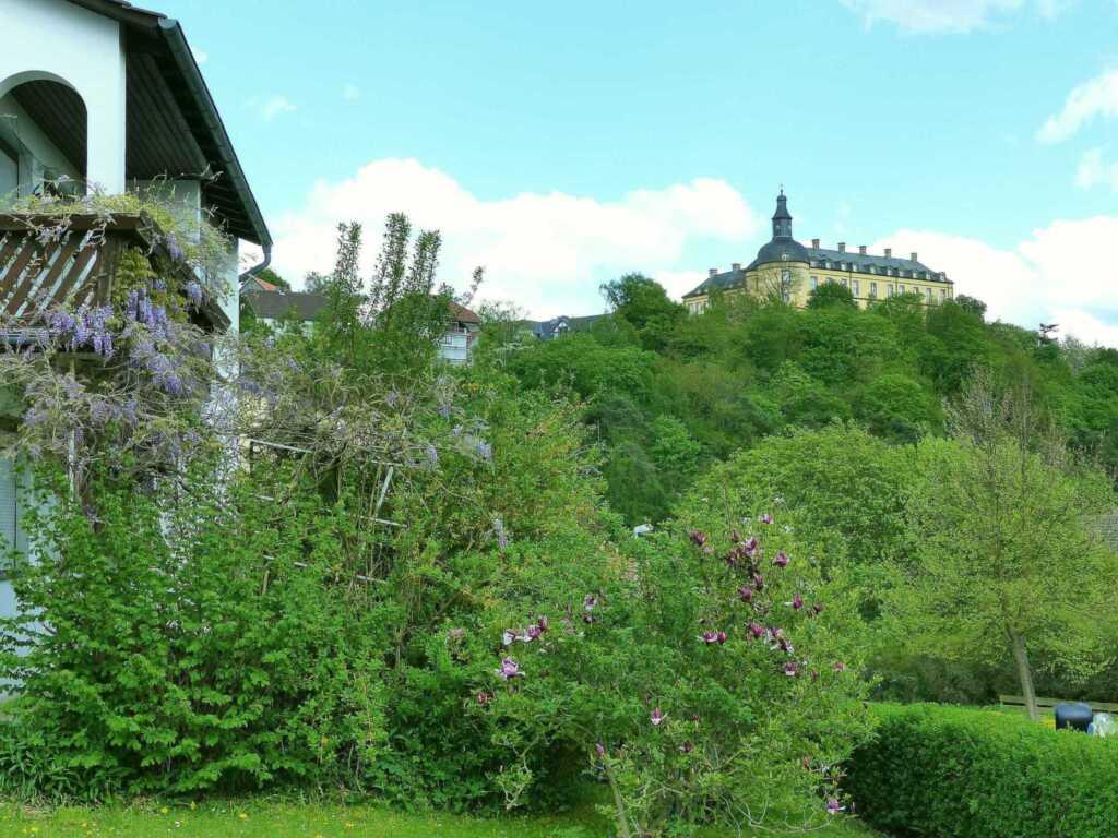 Wohnen mit Schlossblick - FeWo, Ferienwohnung 'Woh