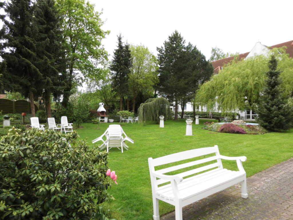 Residenz Magnushof, Ferienwohnung 2-R., 50 m²
