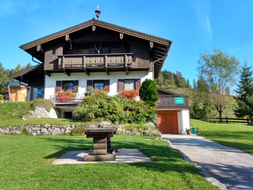 Ferienhaus Kathrin - Postalm - Strobl, Ferienhaus