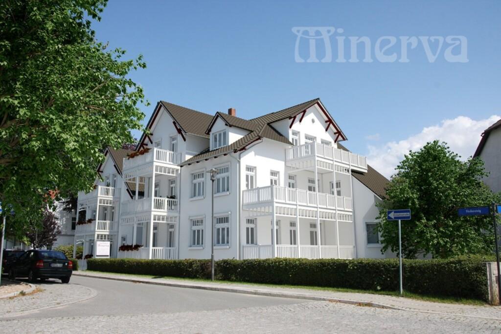 'Villa Minerva' Ferienwohnung 01, Minerva Ferienwo