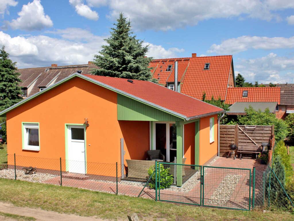 kleines Ferienhaus am Feldrand, Ferienhaus
