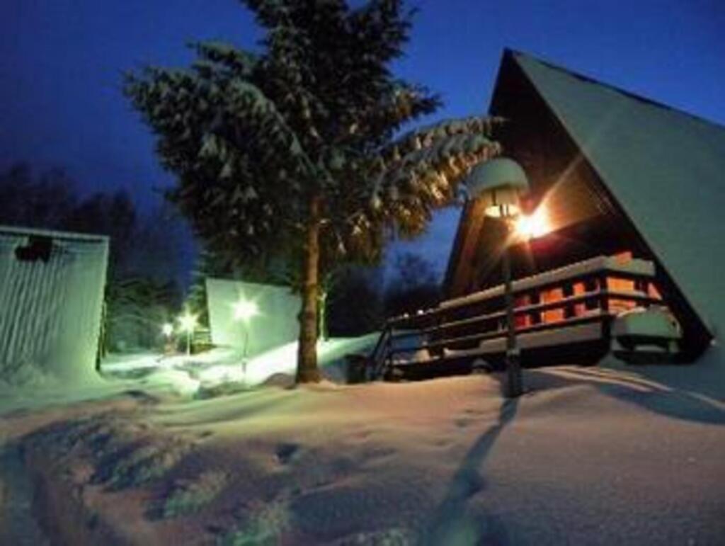 Ferienhaus bis 5 Personen mitten in der Natur (TW5