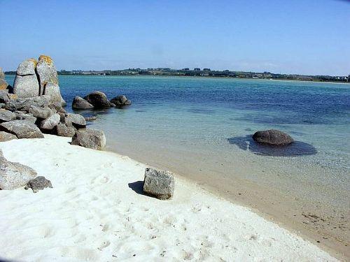 Strand Baie de Kernic