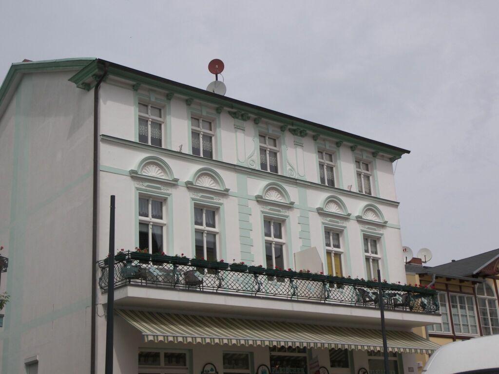 Ferienwohnungen in historischer Villa, große Ferie