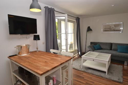 Elegantes Einraum-Apartment