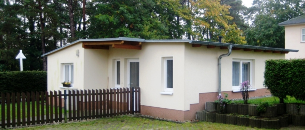 Obermüller Lisbeth, Obermüller 'Ferienhaus'
