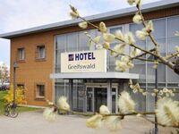 VCH Hotel Greifswald, Familienzimmer 2 Erw. - 2 Kinder in Greifswald - kleines Detailbild