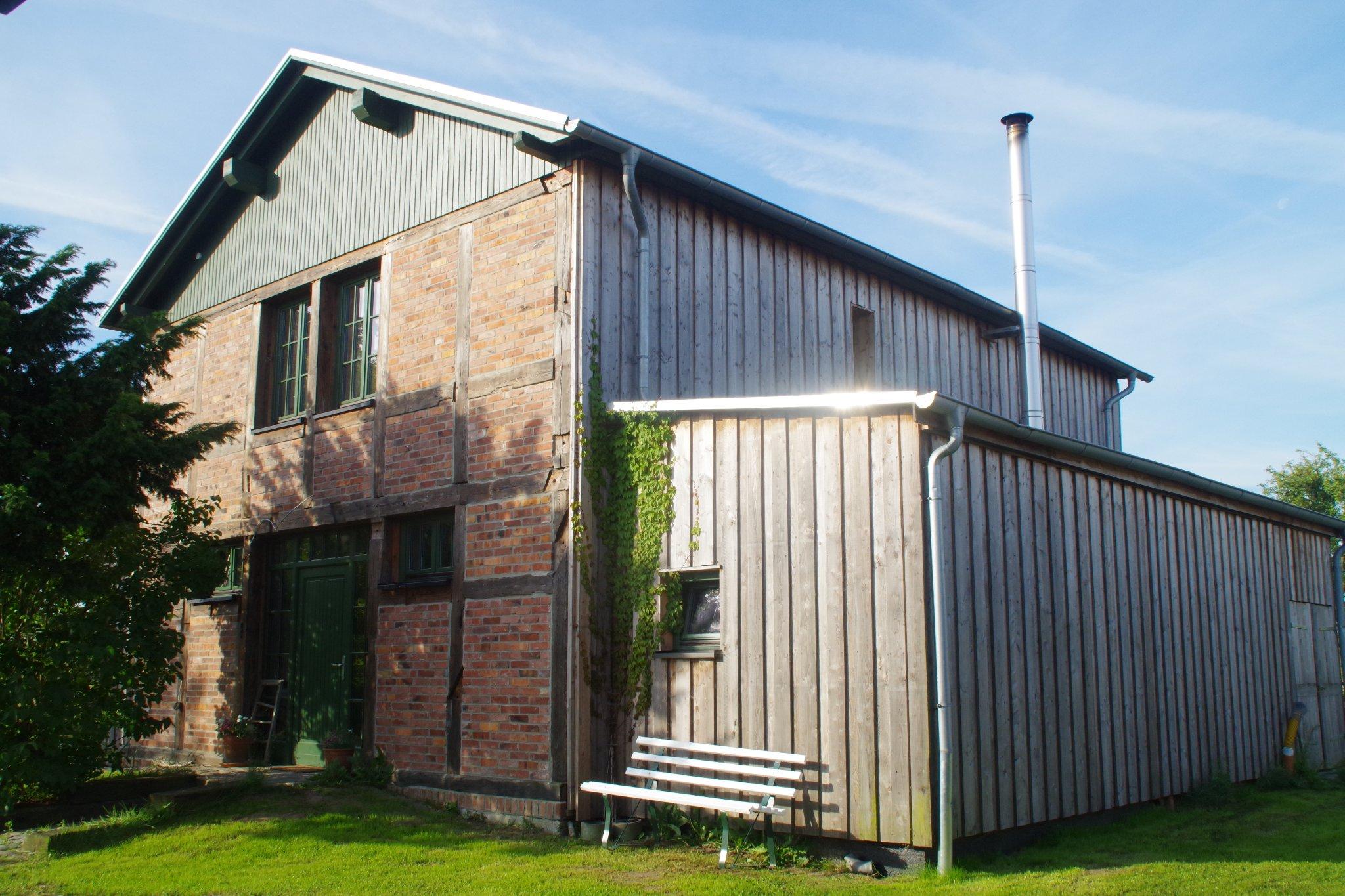 Detailbild von Ferienhaus 'Unsere Kochscheune'