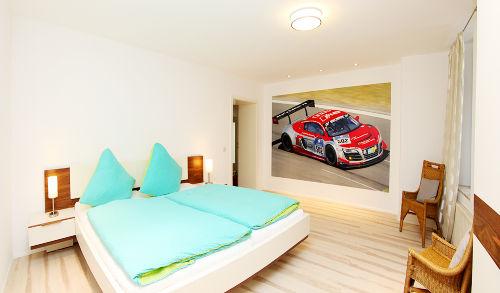 1. Schlafzimmer grüne Hölle