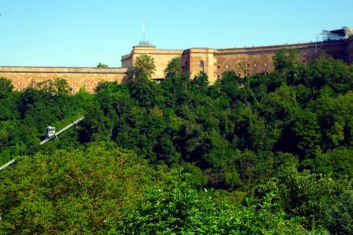 Blick zur Festung Ehrenbreitstein