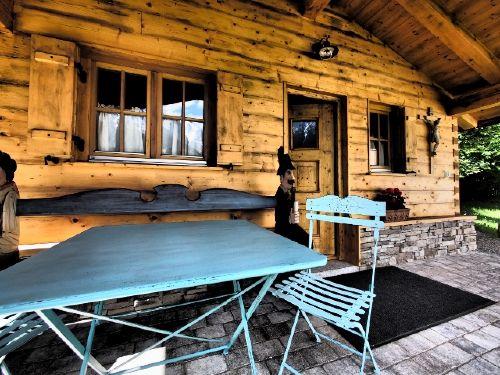 Zusatzbild Nr. 01 von Ferienwohnungen Zugspitze - Almhütte