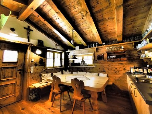 Zusatzbild Nr. 02 von Ferienwohnungen Zugspitze - Almhütte