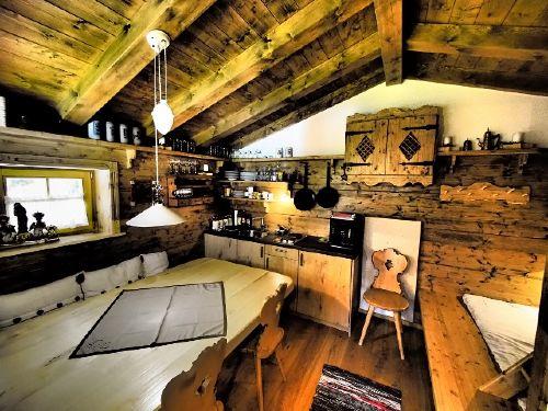 Zusatzbild Nr. 03 von Ferienwohnungen Zugspitze - Almhütte