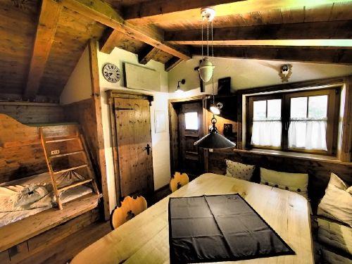 Zusatzbild Nr. 05 von Ferienwohnungen Zugspitze - Almhütte