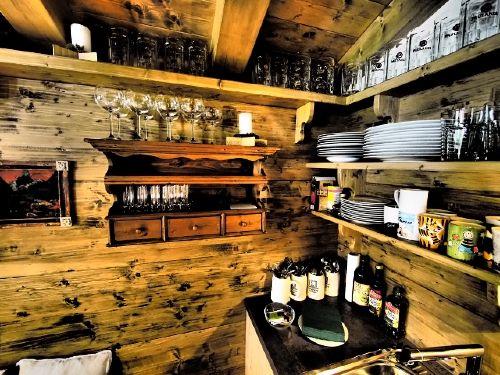 Zusatzbild Nr. 06 von Ferienwohnungen Zugspitze - Almhütte