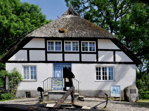Altes Fischerhaus / Museum