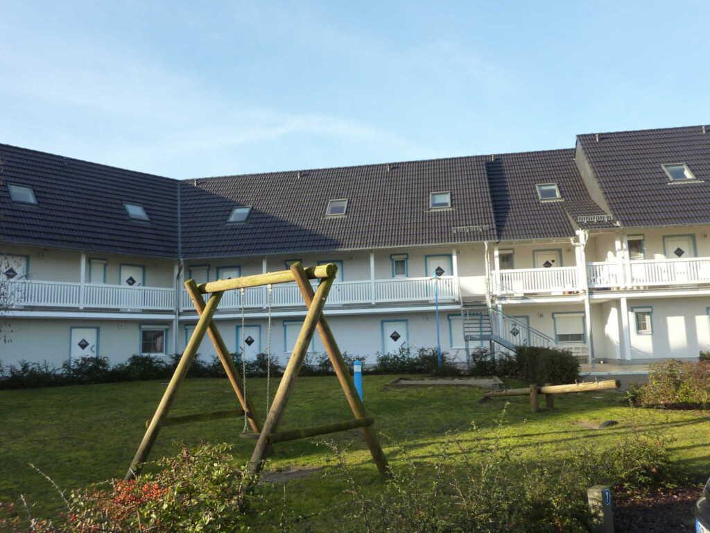 Hafenidyll Ferienwohnung Bornholm, Wohnung 16
