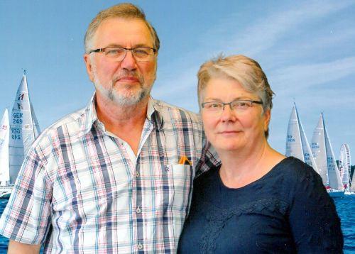 Ihre Gastgeber Norma und Manfred Niemann