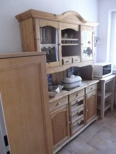 Eingangsbereich mit Durchgang zur Küche