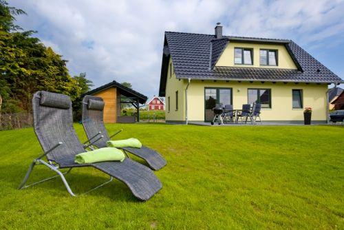 Detailbild von Ferienhaus R�genurlaub