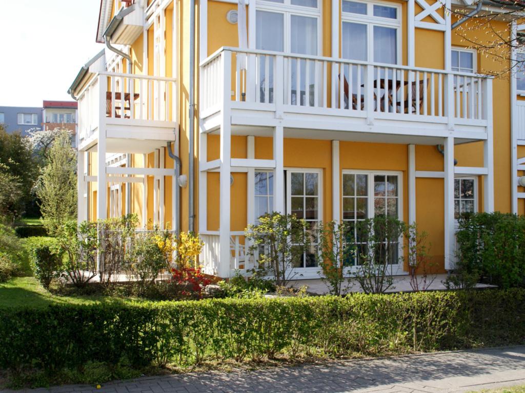 Uns Strandhus, Wohnung 4