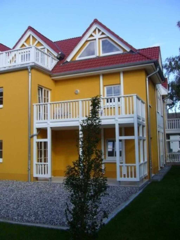 Uns Strandhus, Sonnendeck