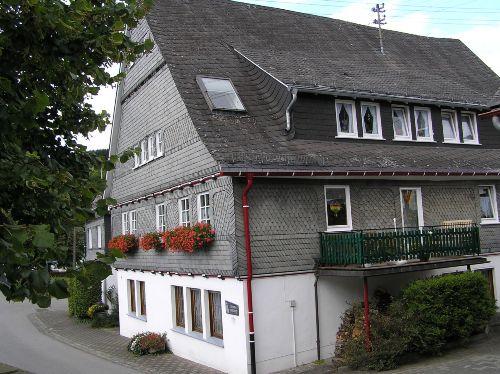 Detailbild von Ferienwohnung Sternberg - Wohnung Berg