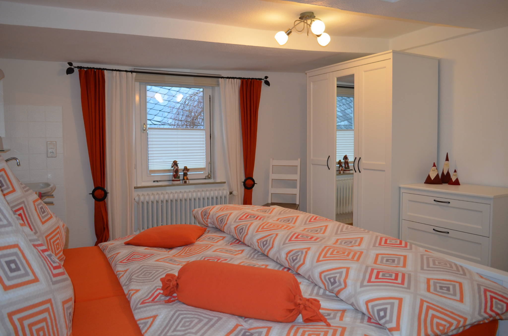 Zusatzbild Nr. 05 von Ferienwohnung Sternberg - Wohnung Berg