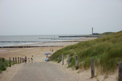 Strand Joossesweg Westkapelle