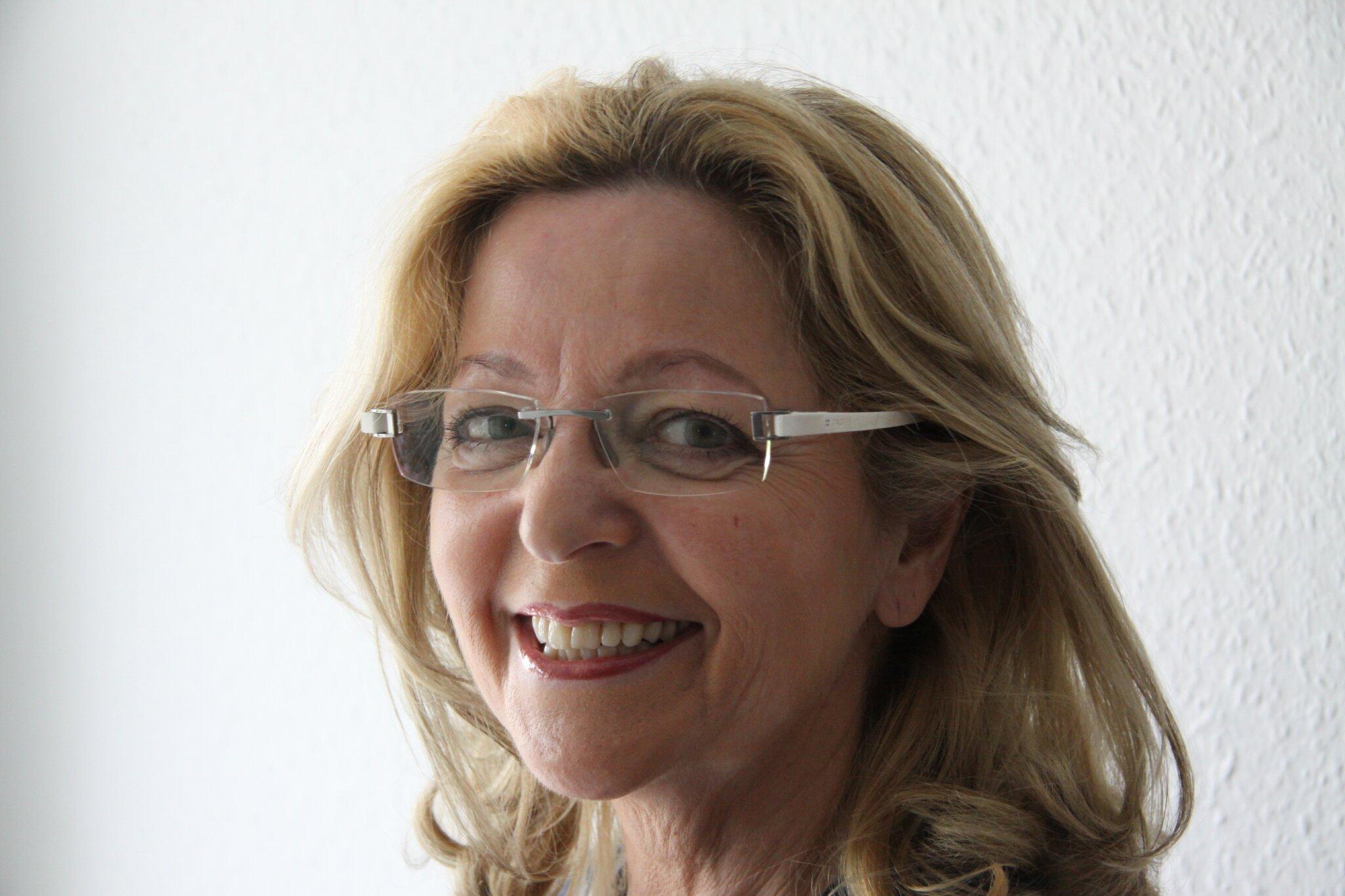 Ihre Vermieterin Ursula Schulz