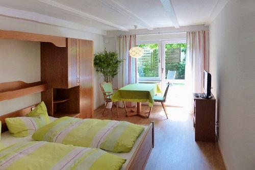 Appartement 4, Gästehaus Claudia