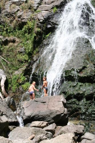 Schwarzwald, Todtnauer Wasserfälle