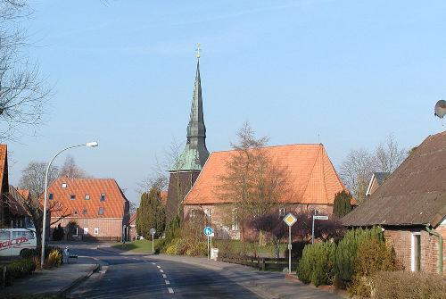 Osterbruch, Kirche