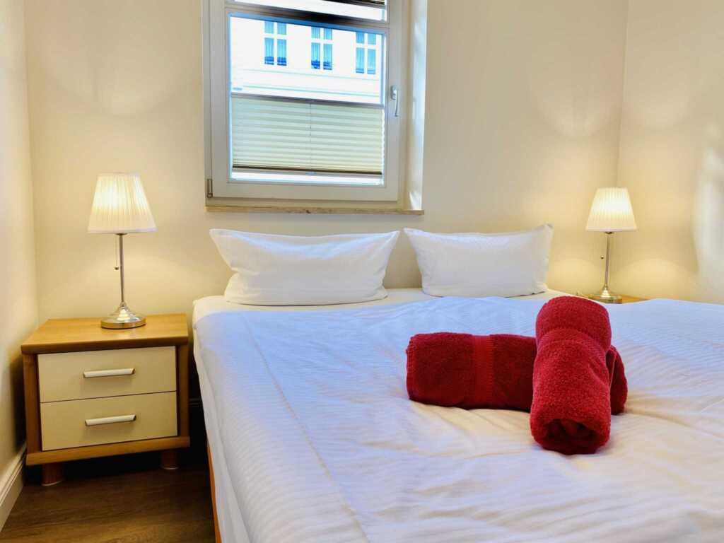 Villa Am Steinbach **** 150m zur Ostsee, App. 3 -