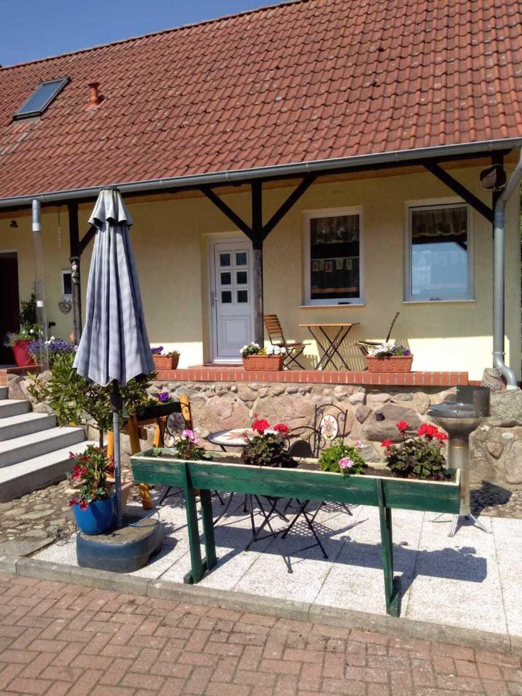 Ferienhaus Streblow, Ferienhaus Streblow (48qm + 1