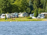 Campingplatz am Krakower See, Bungalow  ' Obersee' ( bis 2 Pers. ) in Krakow am See - kleines Detailbild