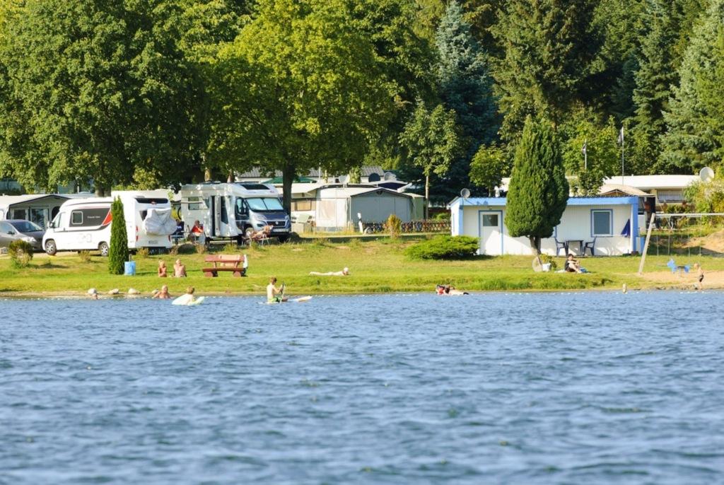 Campingplatz am Krakower See, Ferienwohnung ' T�mm