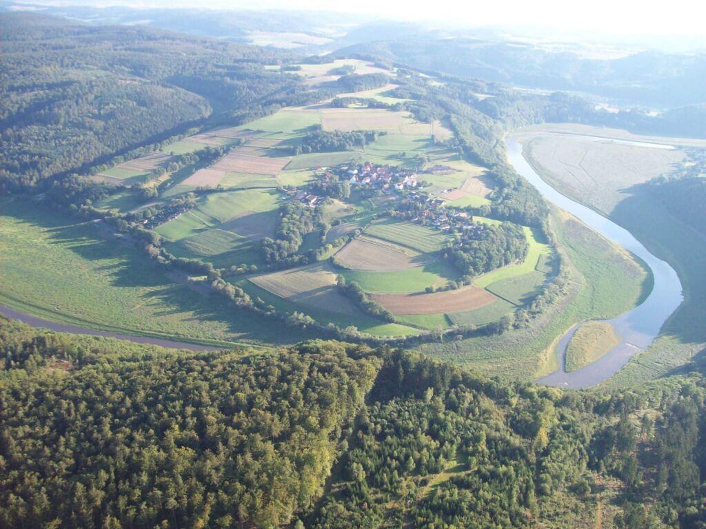 Bauernhofpension B�chsensch�tz, Ferienhaus Finke