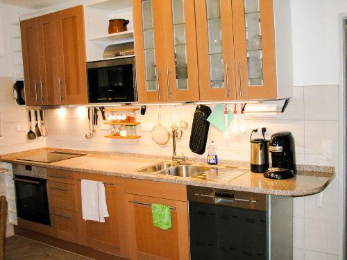 Moderne Komplett-Küchenzeile