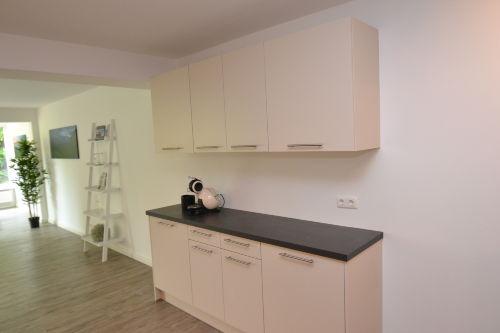 Erweiterter Küchenbereich