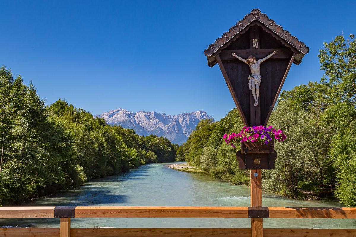 Bergwelt rund um Oberau