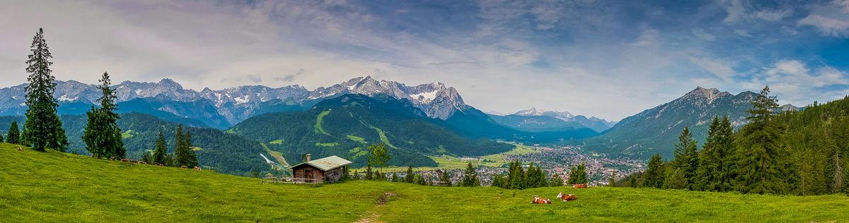 Zusatzbild Nr. 12 von Ferienwohnung Alpspitzblick