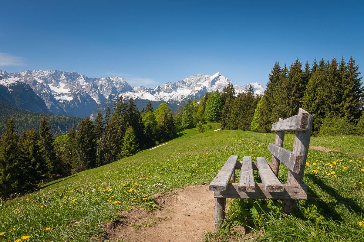 Zusatzbild Nr. 13 von Ferienwohnung Alpspitzblick