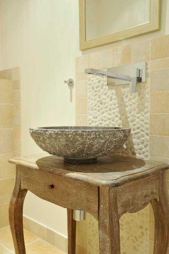 Ausstattung des G�ste-WC