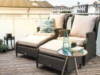 Komfort-Appartement Prorer Wiek  No.15, WiFi inkl., Penthouse App 1 SZ tolle Terrasse in Binz (Ostseebad) - kleines Detailbild