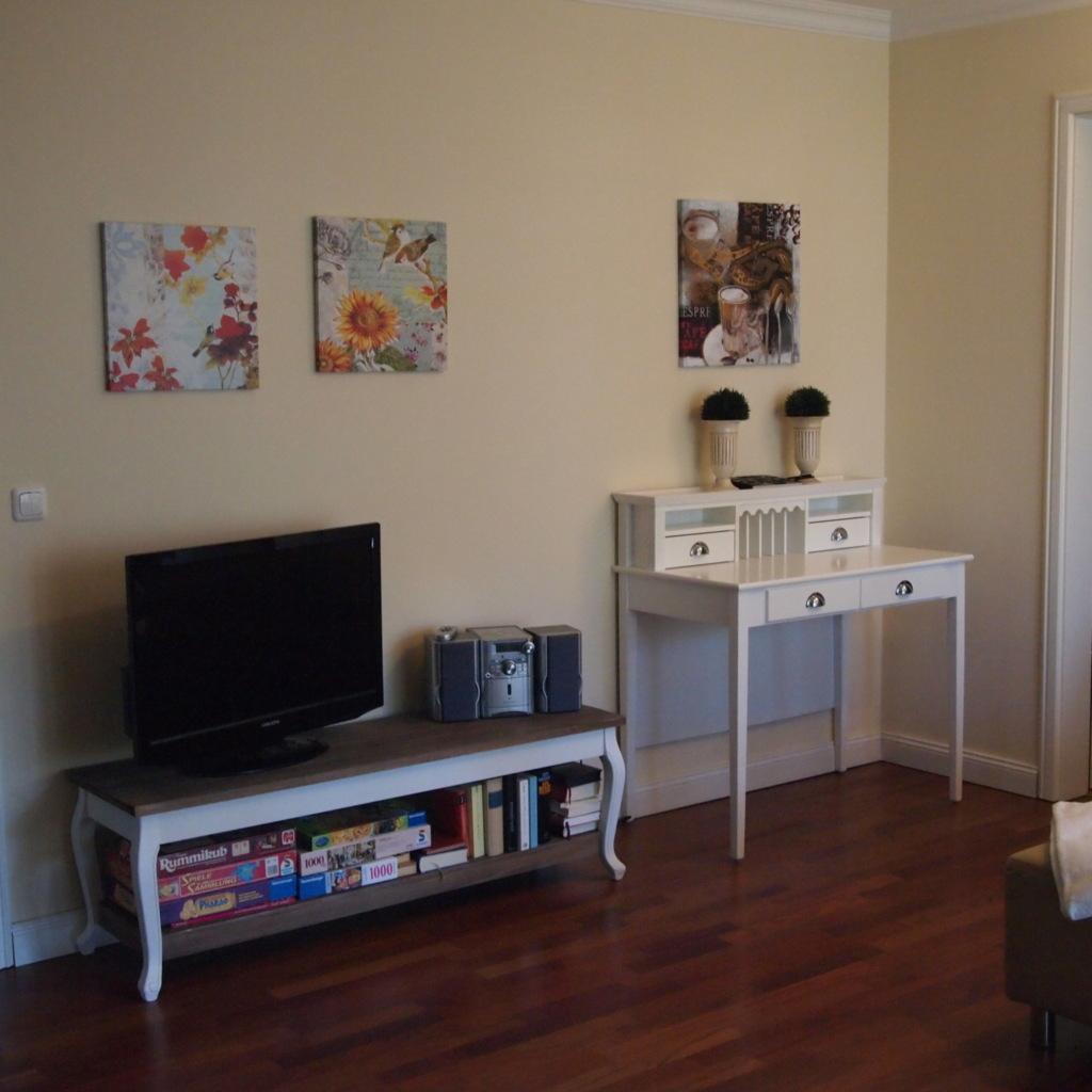 Komfort-Appartement Prorer Wiek No. 2 mit 2SZ, Wi